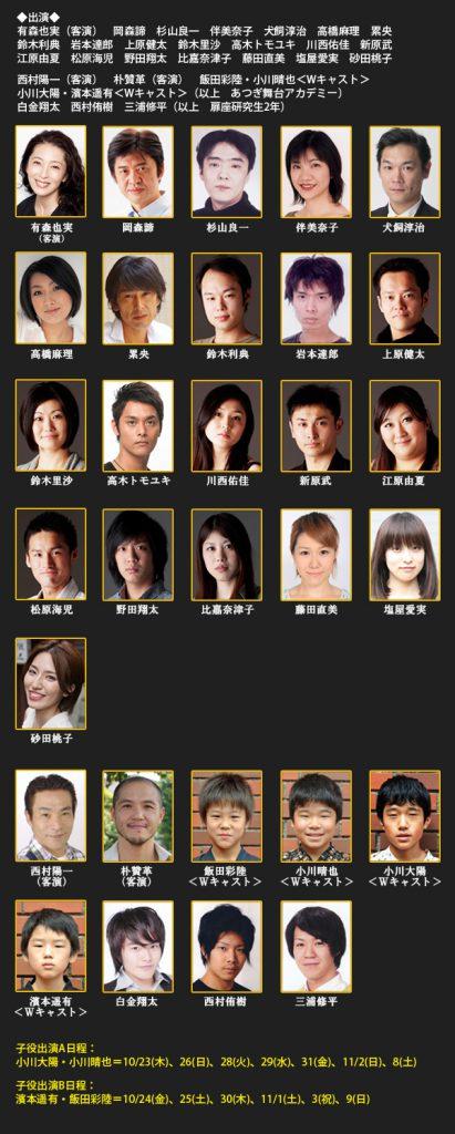 おんな武将NAOTORA2014出演者